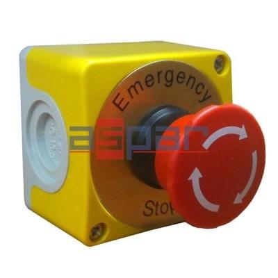 Wyłącznik bezpieczeństwa CEPY1-1NC-ES