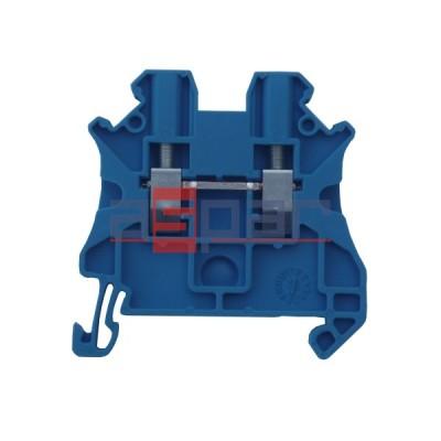 UT 2,5 BU - złączka 2-przewodowa śrubowa