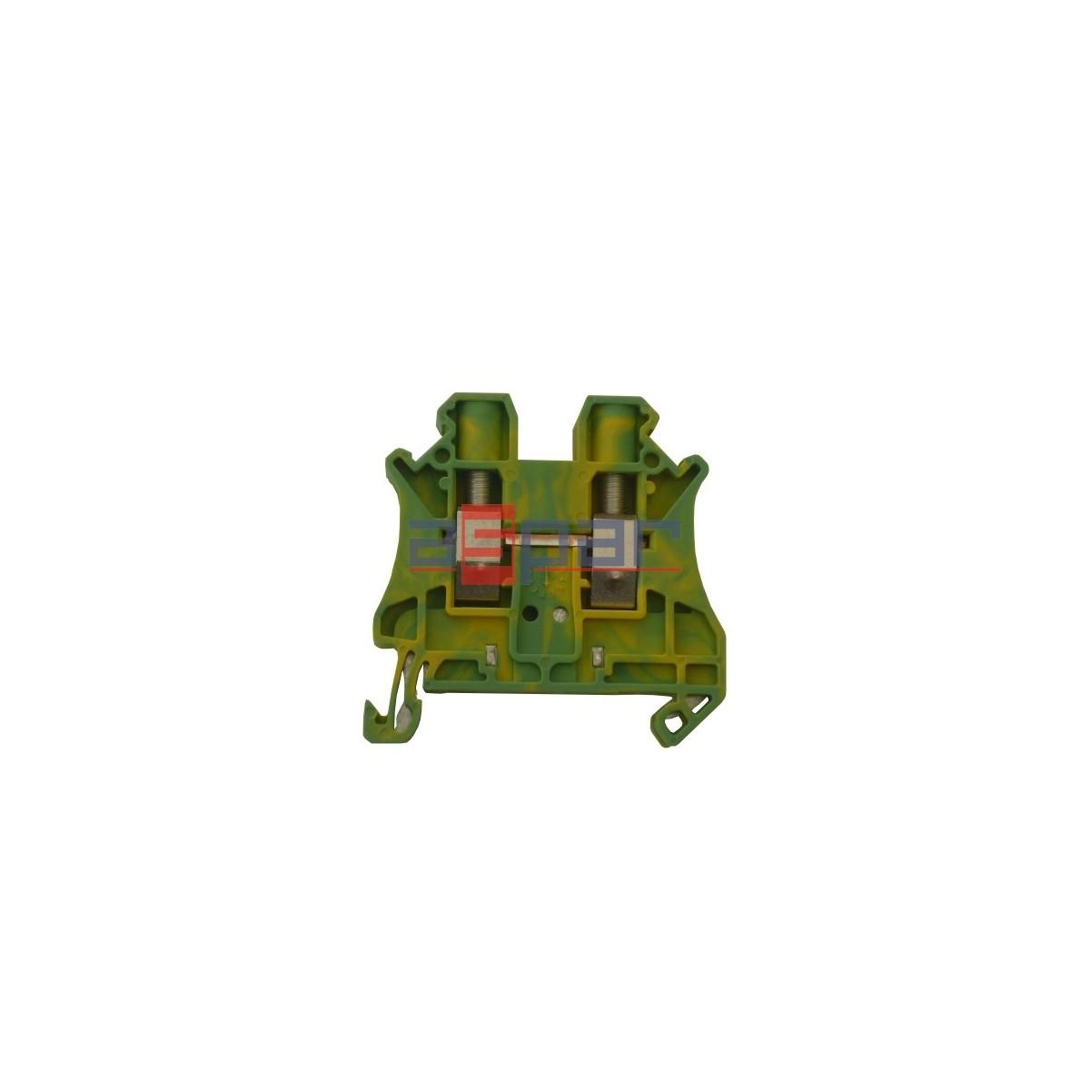 UT 6 PE - złączka PE 2-przewodowa śrubowa