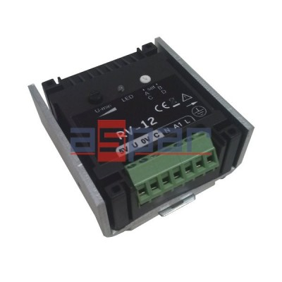 Uniwersalny regulator RV-12, 1~