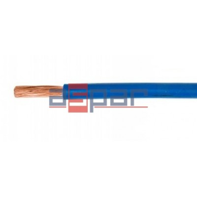 LgY, H05V-K 1x1 niebieski