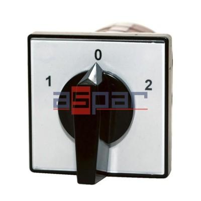4G10-52-U - łącznik 2-biegunowy 1-0-2