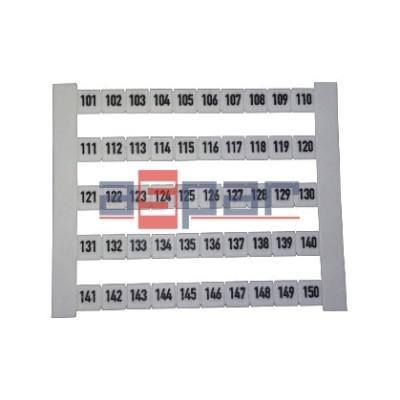 Oznacznik poziomy DEK 5 FW 101-150, 0473460101