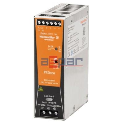 PROeco 120W 24VDC 5A