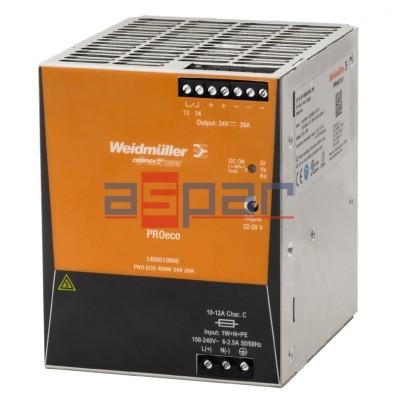 PROeco 480W 24VDC 20A