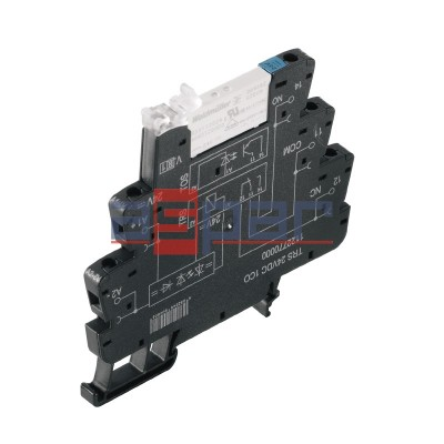 Przekaźnik, 1CO, 6A, 24VDC, TRS 24VDC 1CO