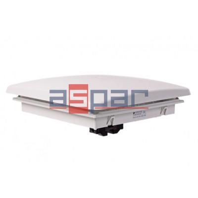 Wentylator dachowy DVL 640 - 361 x 361 mm