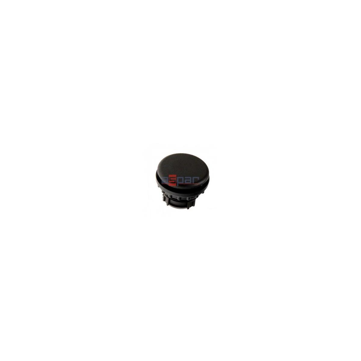 Zaślepka czarna, na otwór 22mm, M22S-B, 216390