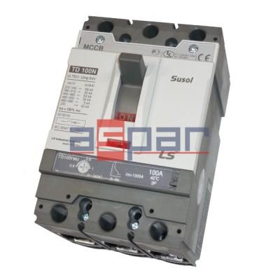 Wyłącznik TD100N FMU 80A 3P
