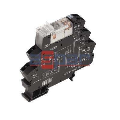 Przekaźnik, 2CO, 8A, 120VAC/DC, TRZ 120VUC 2CO