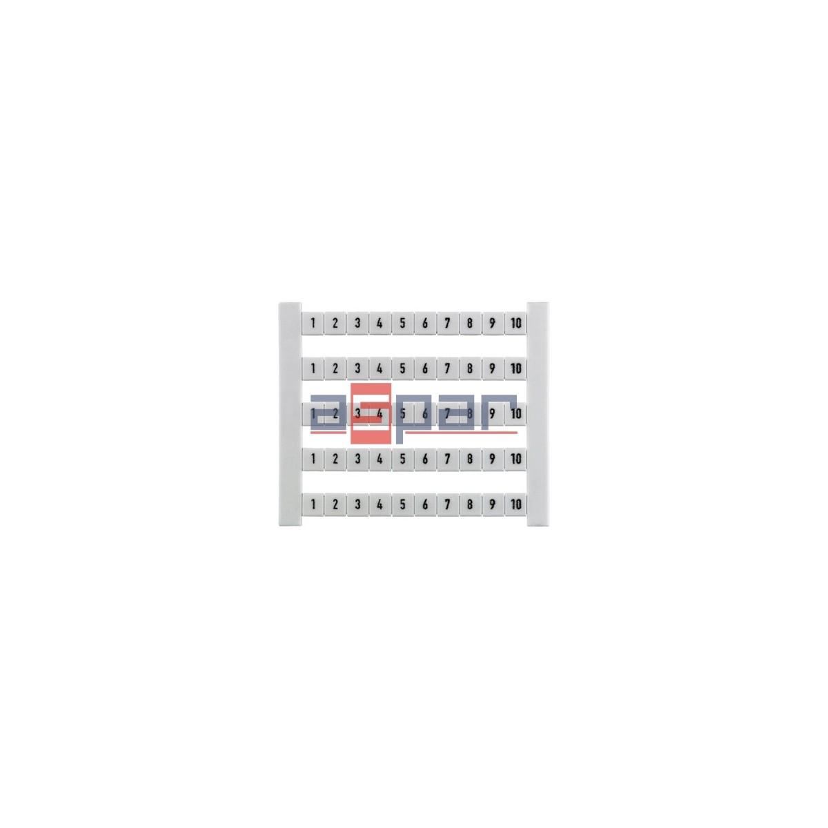 Oznacznik poziomy DEK 5 FWZ 1-10, 0523060001