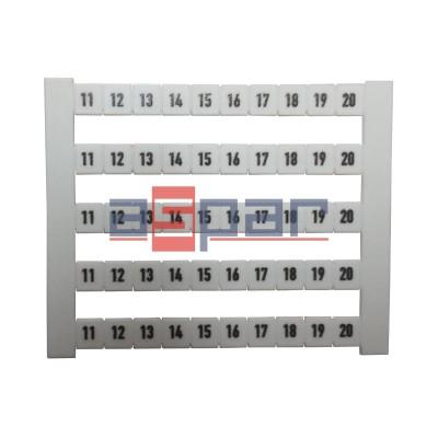 Oznacznik poziomy DEK 5 FWZ 11-20, 0523060011