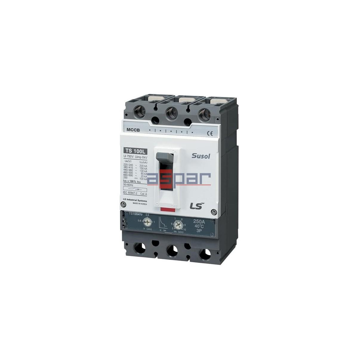 Wyłącznik TS100N ETS 80A 3P