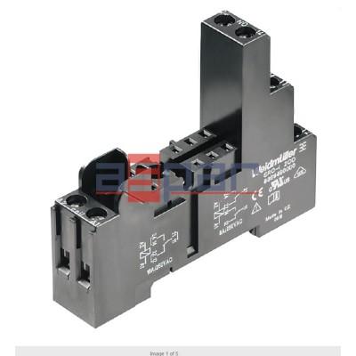 Podstawka przekaźnikowa, 2CO, 8A, SRC-I 2CO