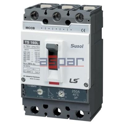 Wyłącznik TS160N ATU 125A 3P