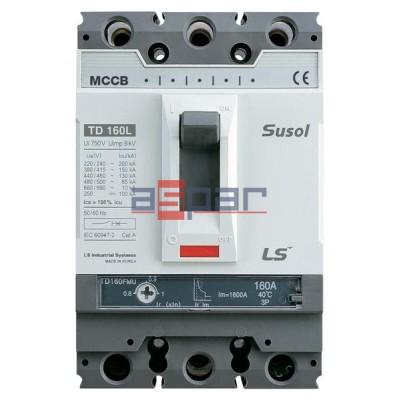 Wyłącznik TD160N FMU 160A 3P