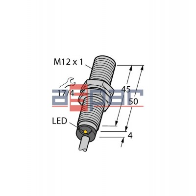 BI4-M12-AP6X, 4607006