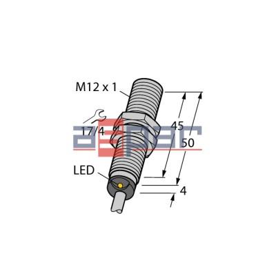 BI4-M12-VP6X, 1633300