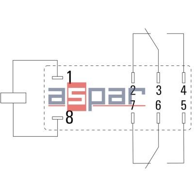 Przekaźnik,   DRI424730