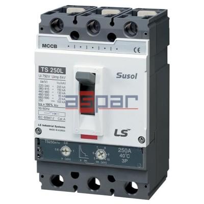 Wyłącznik TS250N ATU 200A 3P