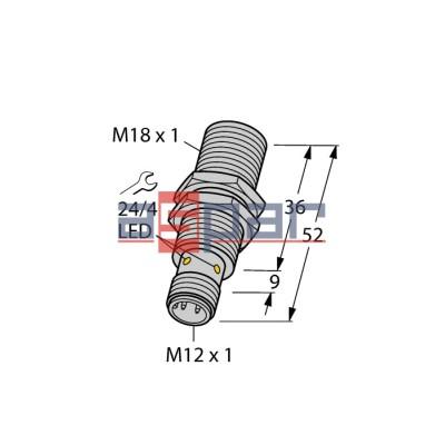 BI8-M18-AP6X-H1141, 46150