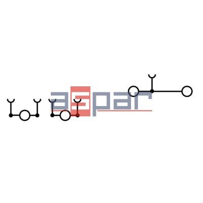 Złączka zaciskowa AIO21 1.5 SI