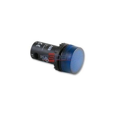 CL2-502L, lampka sygnalizacyjna, niebieska, 24V DC/AC ,1SFA619403R5024
