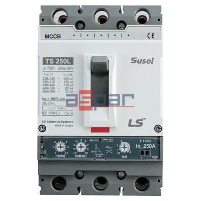 Wyłącznik TS250N ETS 250A 3P
