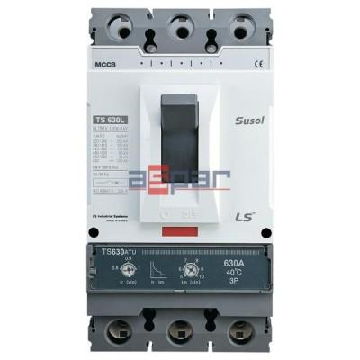 Wyłącznik TS630N FMU 500A 3P