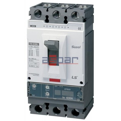 Wyłącznik TS630N ETS 630A 3P