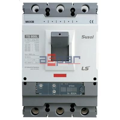 Wyłącznik TS800N ETS 800A 3P