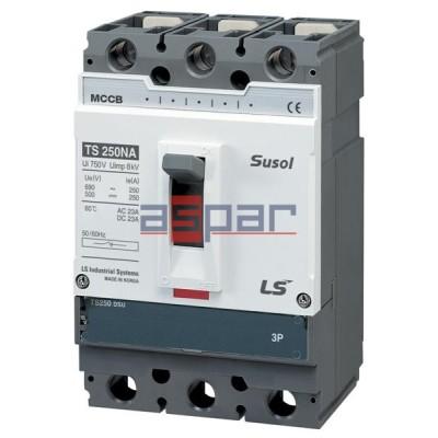 Rozłącznik TS250N DSU 250A 3P