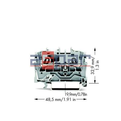 01. Złączka 2-przewodowa 2002-1201