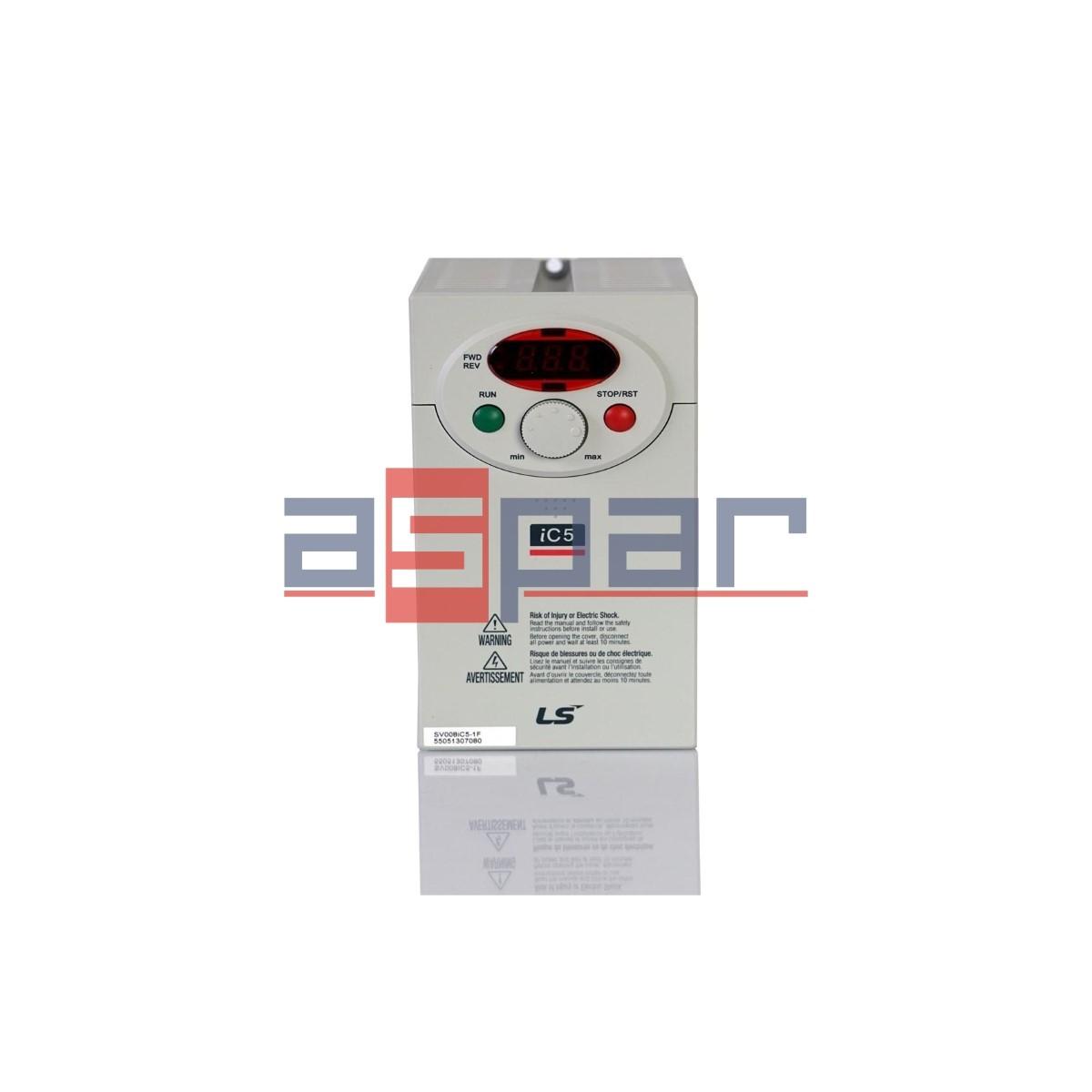 SV004iC5-1F - 0,4kW