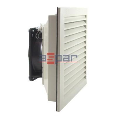 Wentylator filtrujący LV 300 - 204 x 204 mm