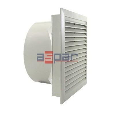 Wentylator filtrujący LV 500 - nadmuch - 250 x 250 mm