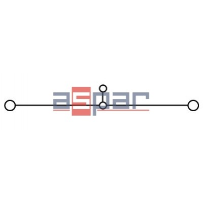 Złączka śrubowa WDU 16 BL