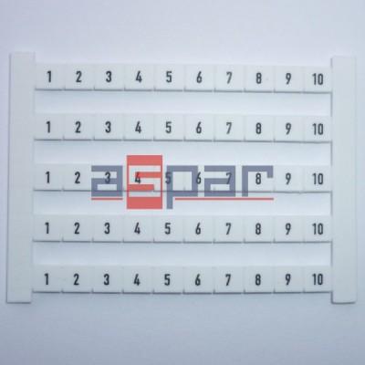 Oznacznik poziomy DEK 6 FWZ 1-10, 0518960001