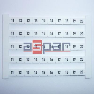 Oznacznik poziomy DEK 6 FWZ 11-20, 0518960011