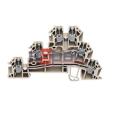 Złączka 3-piętrowa DLD 2,5 DB