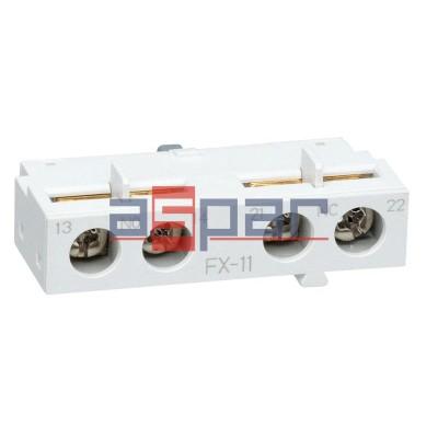 Styki pomocnicze przednie FX-11
