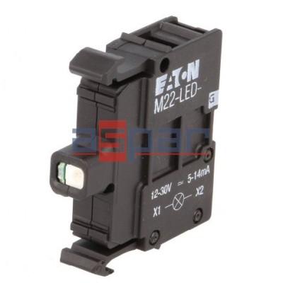 M22-LED-G, 216559, dioda LED, zielona