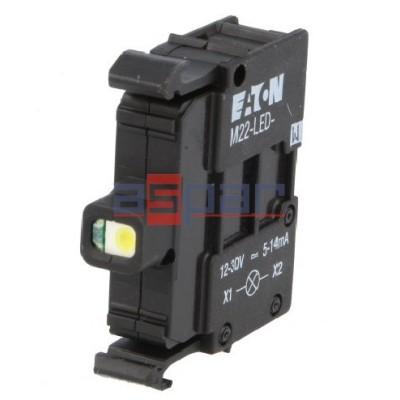M22-LED-W, 216557, dioda LED, biała