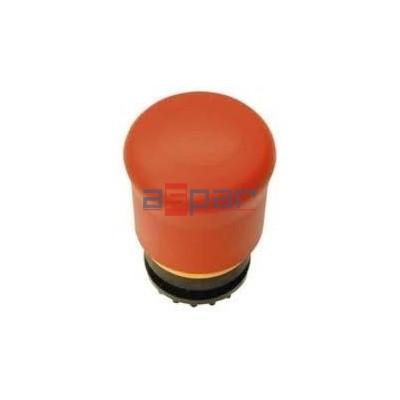 M22-PV, 216876, napęd przycisku bezpieczeństwa bez podświetlenia