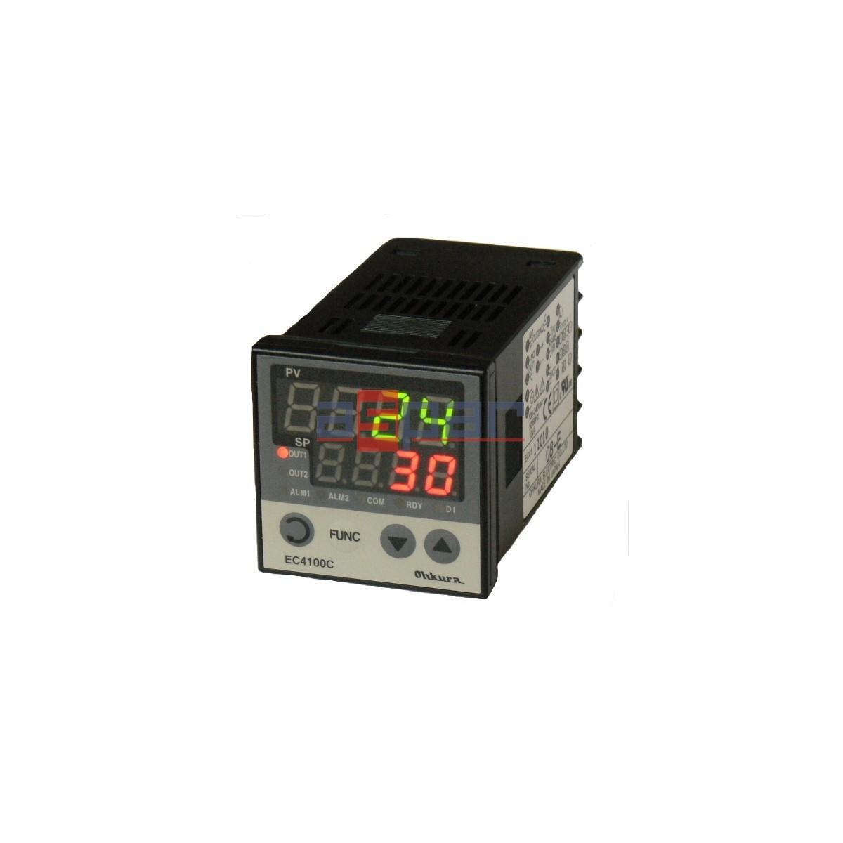 Regulator temperatury EC41 48x48