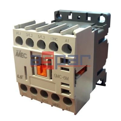 GMC-6M 1a 230VAC