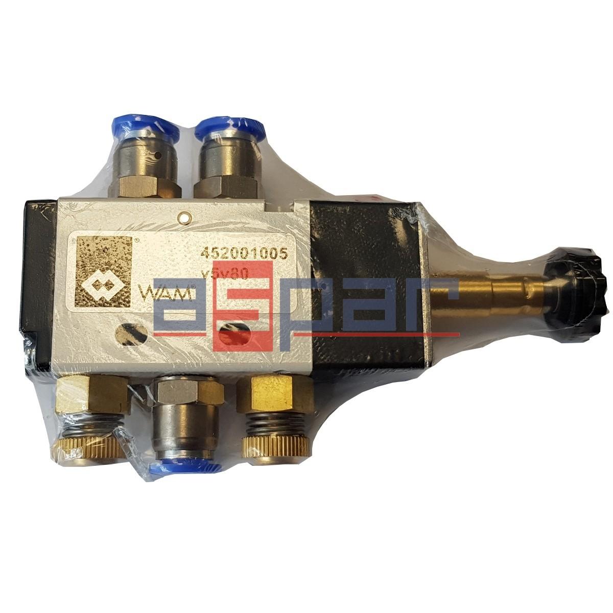 V5V80 - zawór elektromagnetyczny