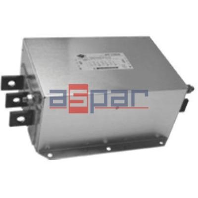 FEP Filtry wejściowe 3-fazowe klasy B wysokich mocy