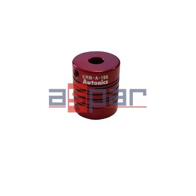 ERB-A-19S-06/06 - sprzęgło z otworem 6mm