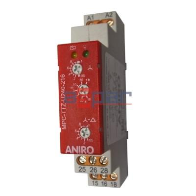 MPC-TTZ-U240-216 - przełącznik Y/Δ